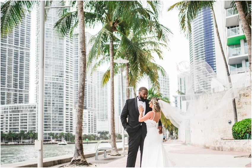 miami downtown wedding photographer