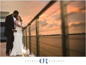 miami seafair yacht wedding photography