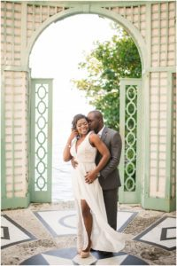 Vizcaya Museum & Garden Engagement Session