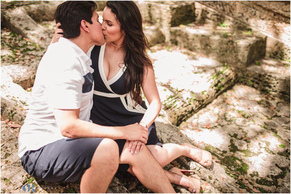 Vizcaya Engagement Photography