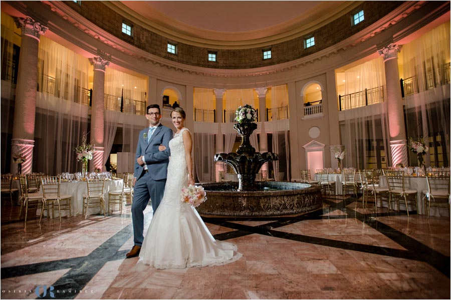 Hotel Colonnade Coral Gables Wedding Photography