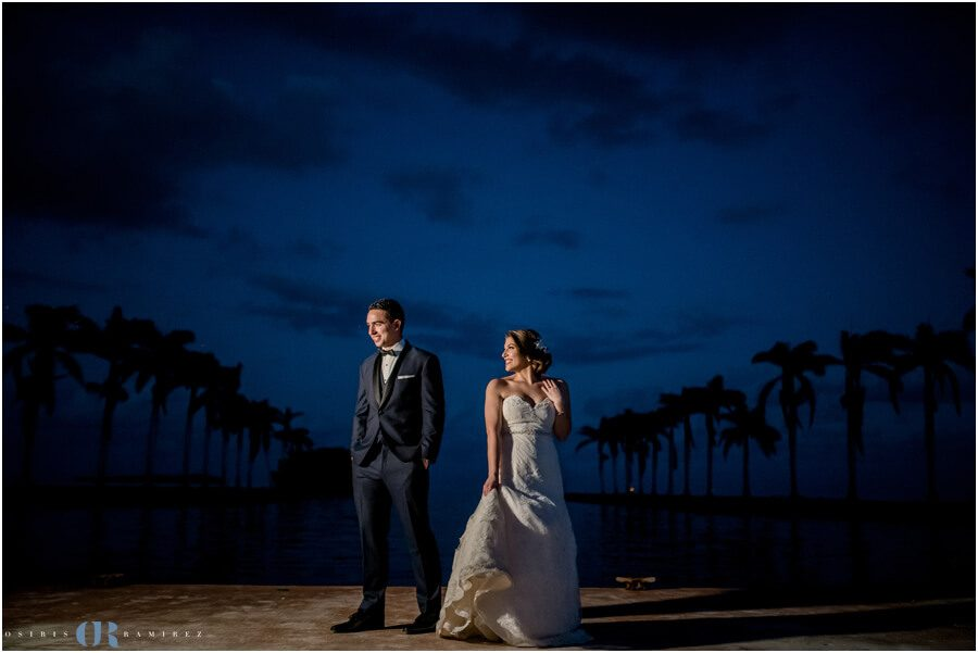 Deering Estate Wedding
