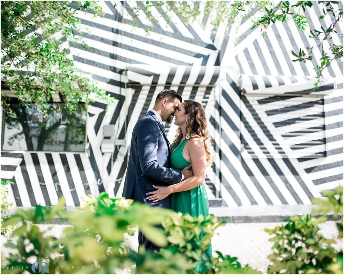 Wynwood Engagement Photography