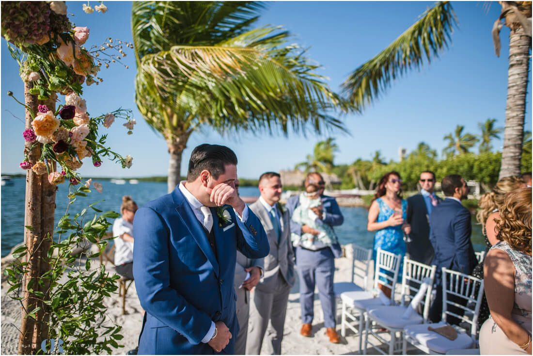 dolphin point villas wedding
