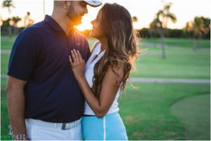 key biscayne crandon park engagement photos