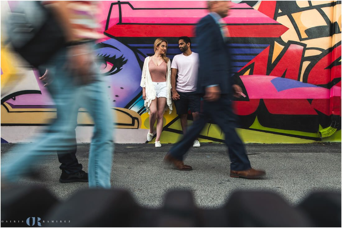 Wynwood Engagement Photos