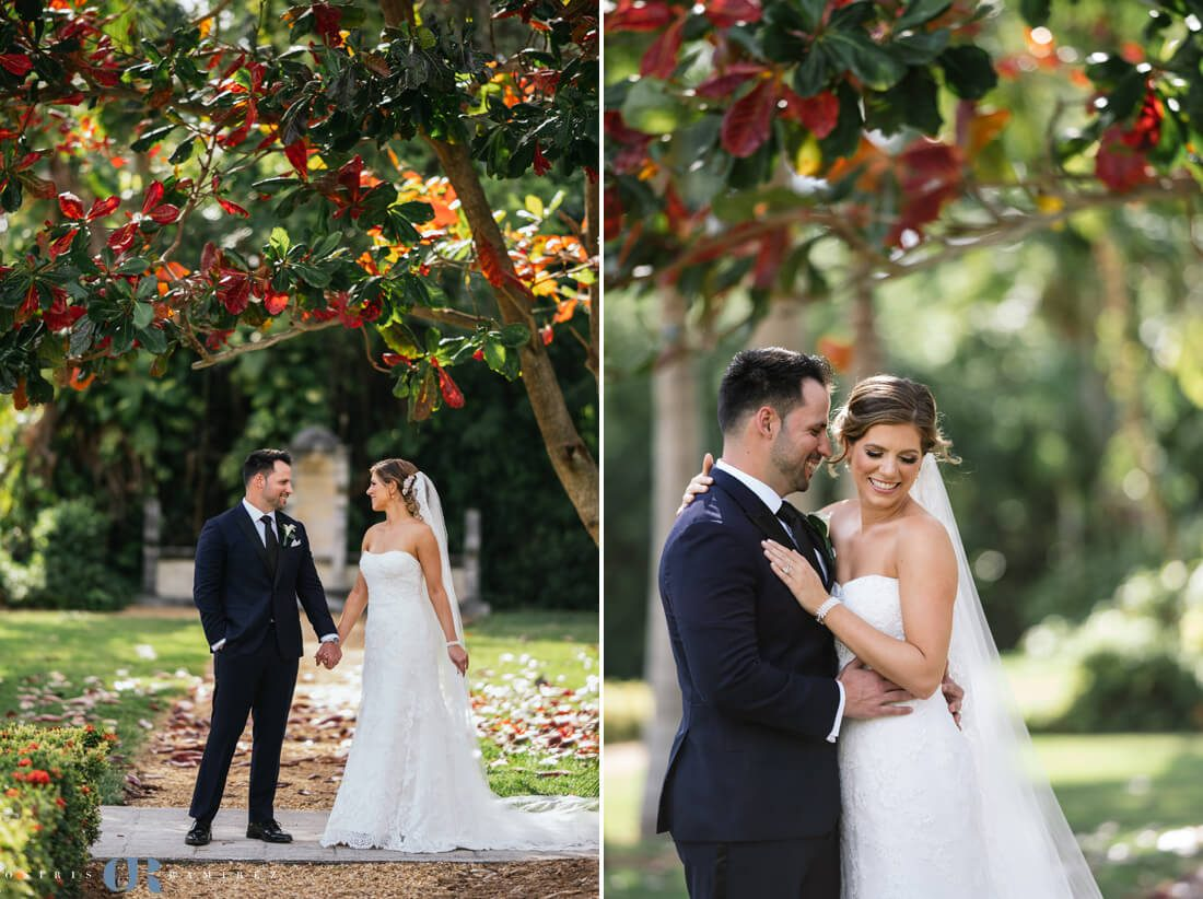 ancient spanish monastery wedding