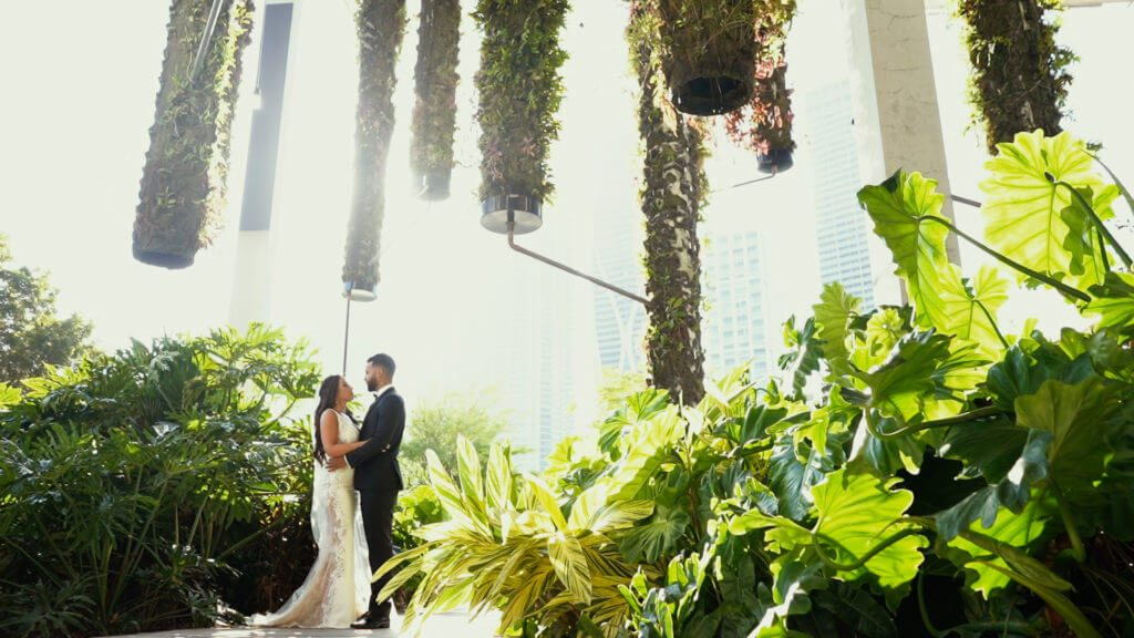 Miami Wedding Video Perez Art Museum