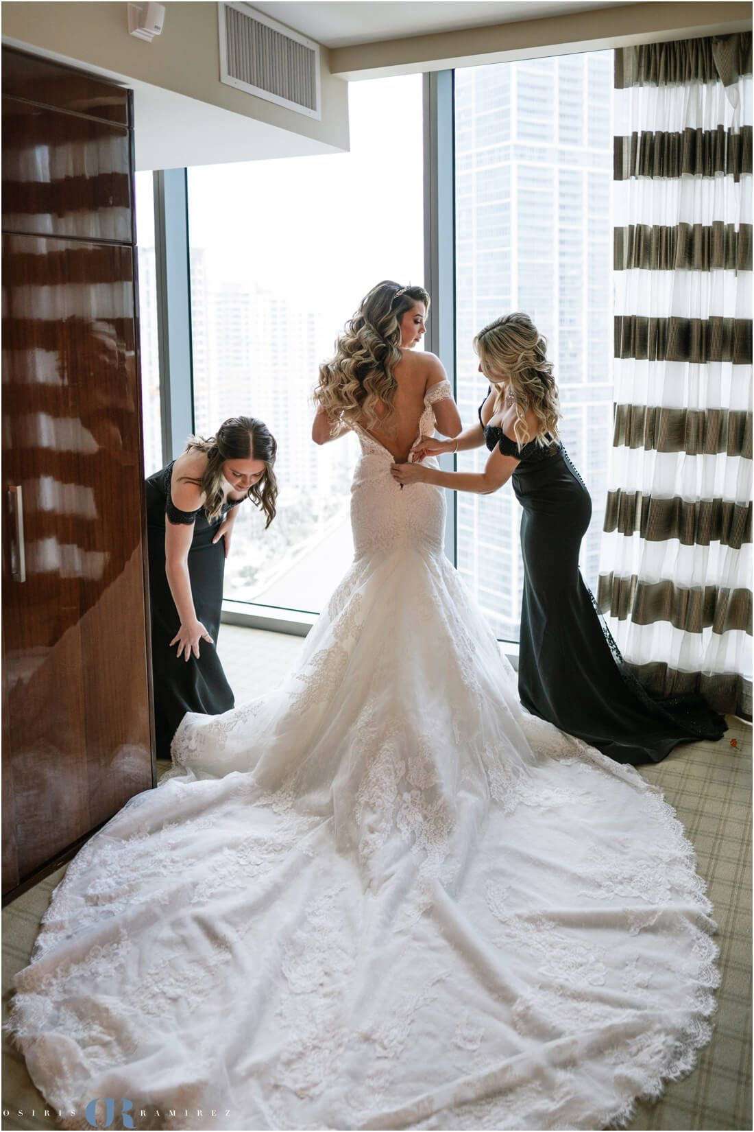 JW Marriott Marquis Miami wedding i