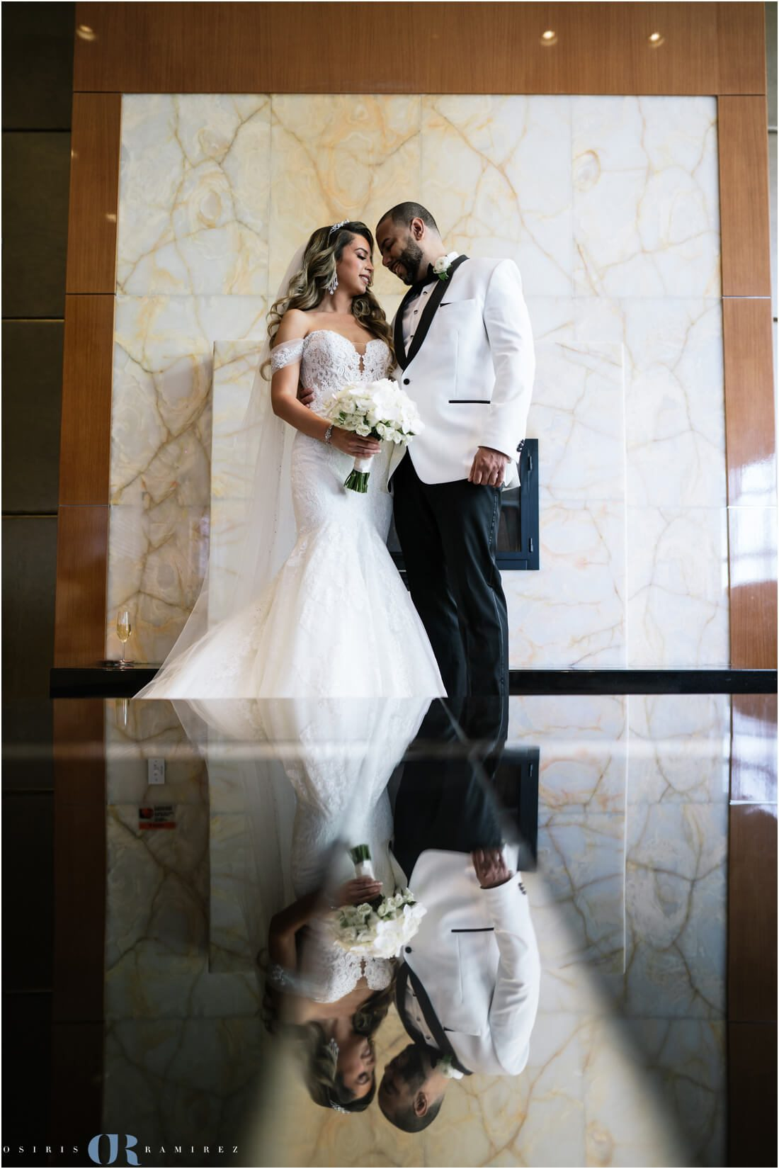 JW Marriott Marquis Miami wedding