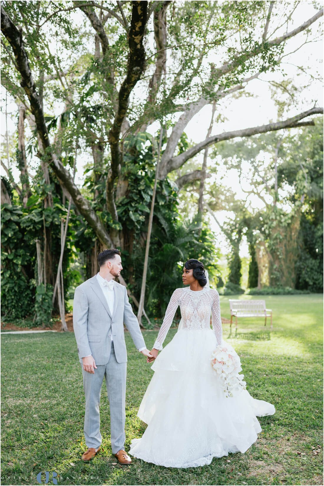 Spanish Monastery Wedding Photography Miami