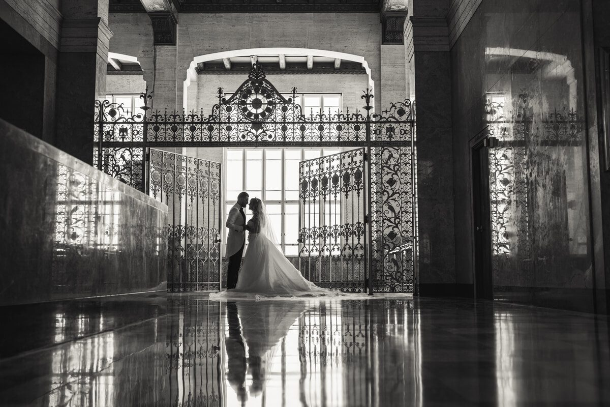 Alfred Dupont Building wedding photography