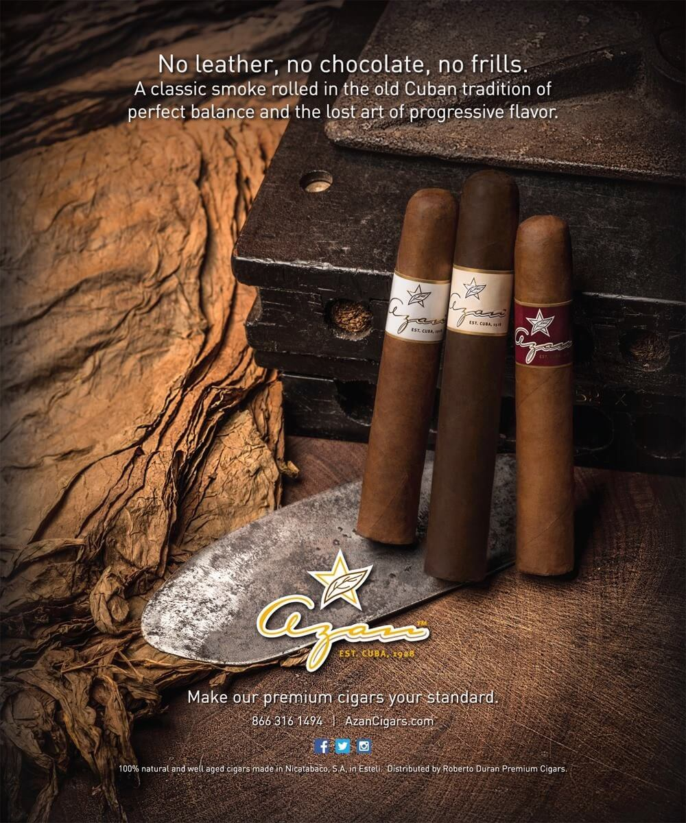 Cigar Product Photography
